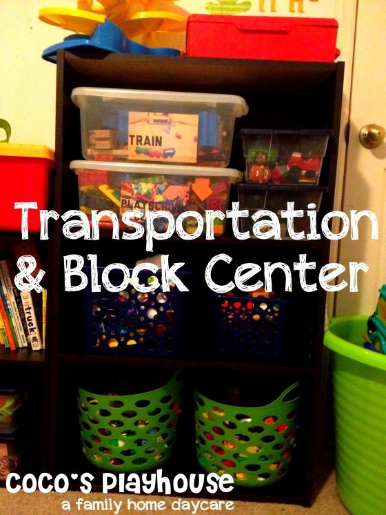 block transportation center blog