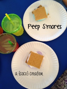 peep smores easter blog 2