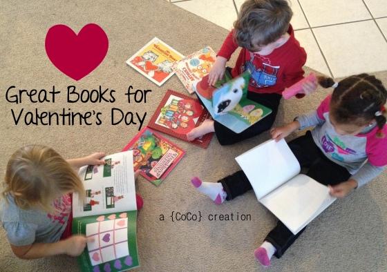 valentine's books blog heart