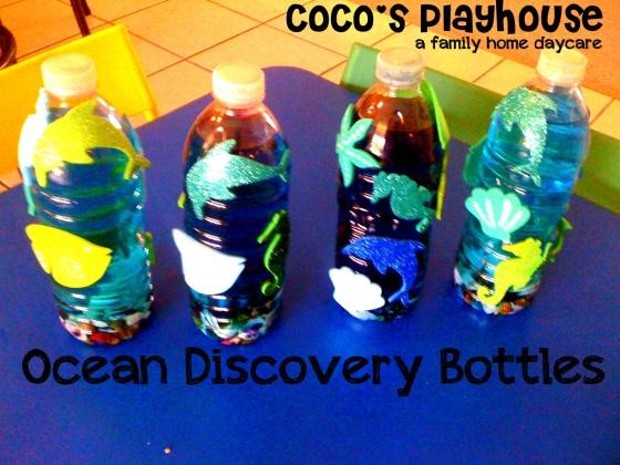 Ocean discovery bottles blog